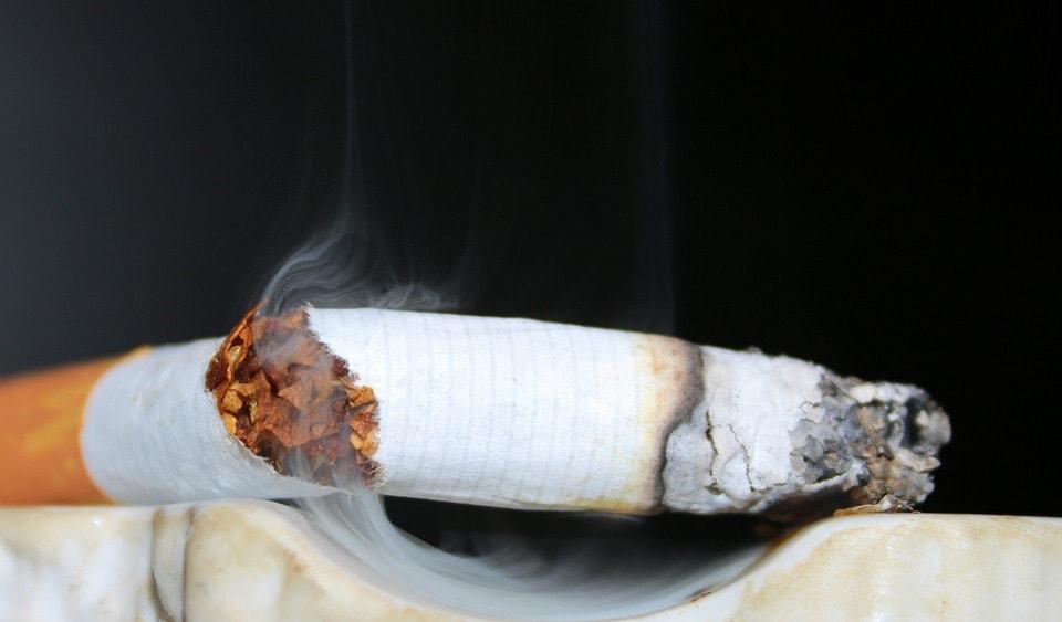 Golden Cigarette: a poem