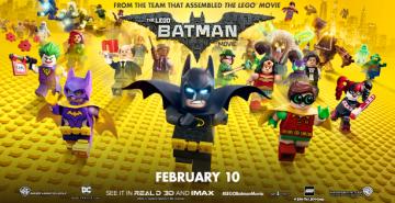 The Lego Batman Movie review: a romantic comedy