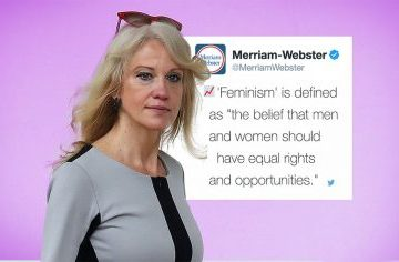 Kellyanne Conway's Gross Misconception of Feminism