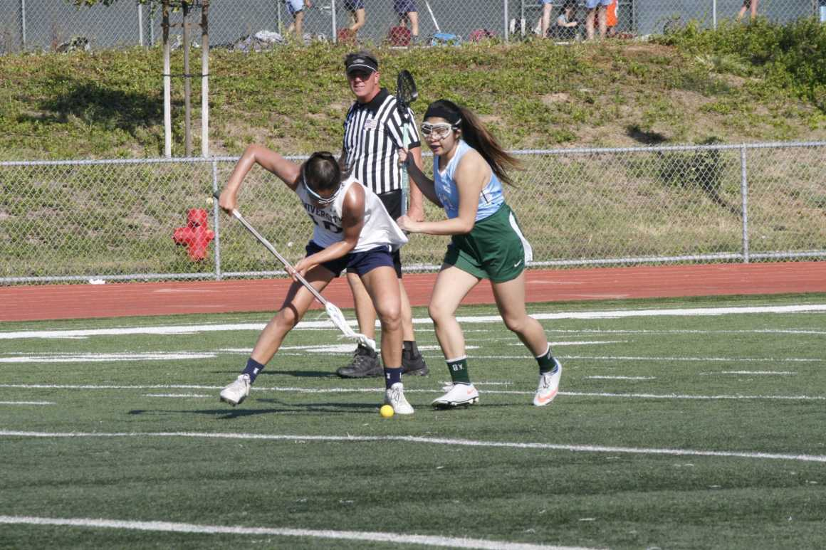 Girls Lacrosse dominates Irvine 19-2
