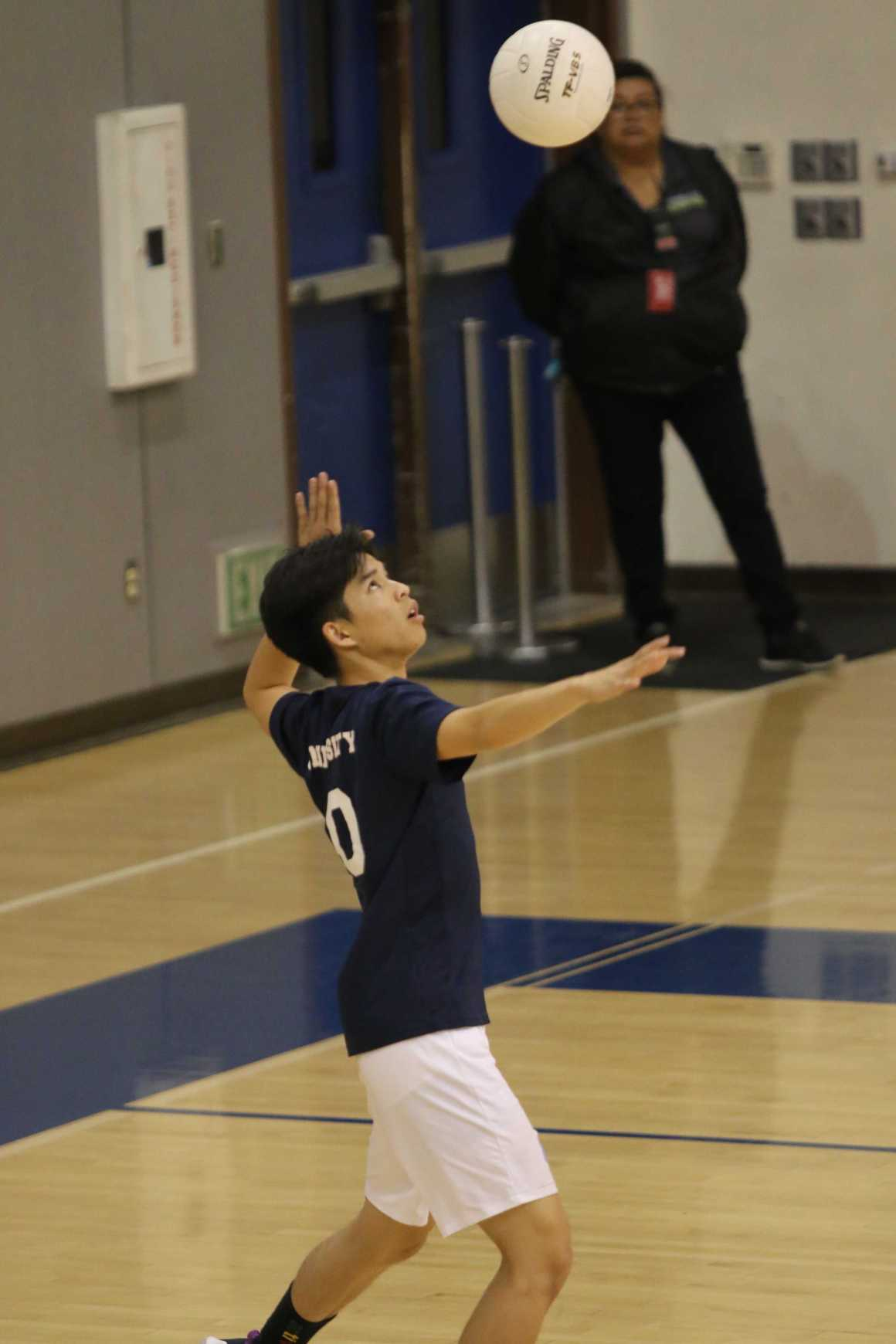 Boys Volleyball Loses in First Round of CIF