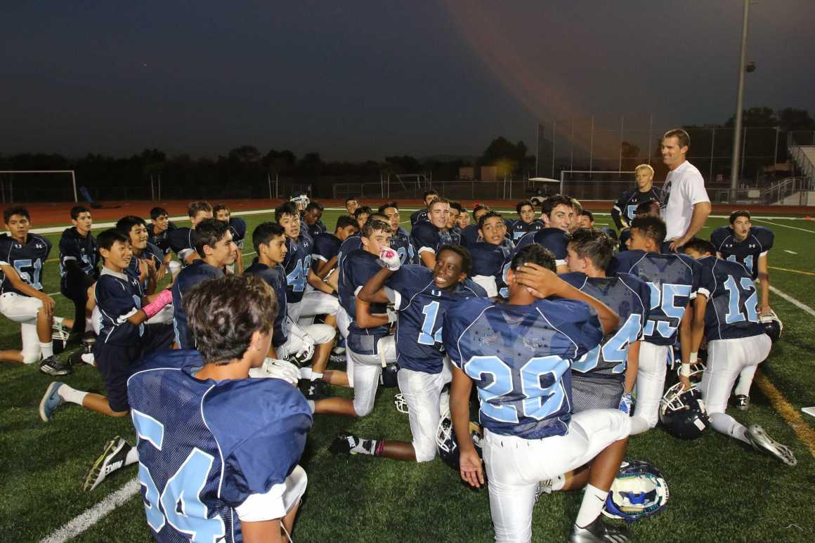 Coach McCaffrey hired at nearby Corona Del Mar High School