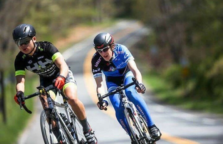 Students and Cycling: How training, bike clubs, and competitions motivate students