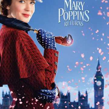 Mary Poppins Returns: a Movie Review