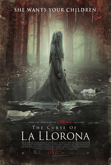 The Curse of La Llorona: a Movie Review