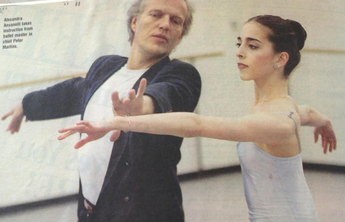 Behind the Curtain: an Examination of Ballet