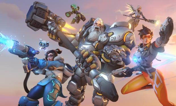 Blizzard Entertainment Announces Overwatch 2 Release