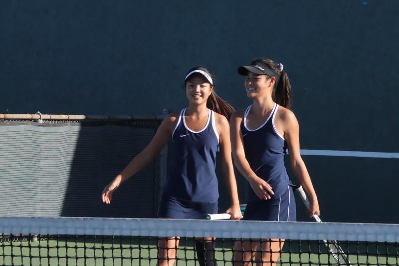 Athletes of the Month: Emily Markus and Mya Wang