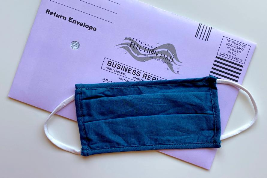 Mail-In Voting Encouraged By States Despite Political Fraud Allegations