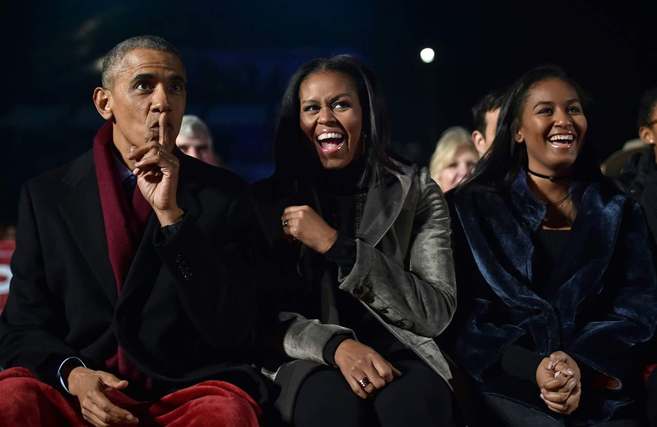 Obama Family Final Christmas – Tomahawk Talk
