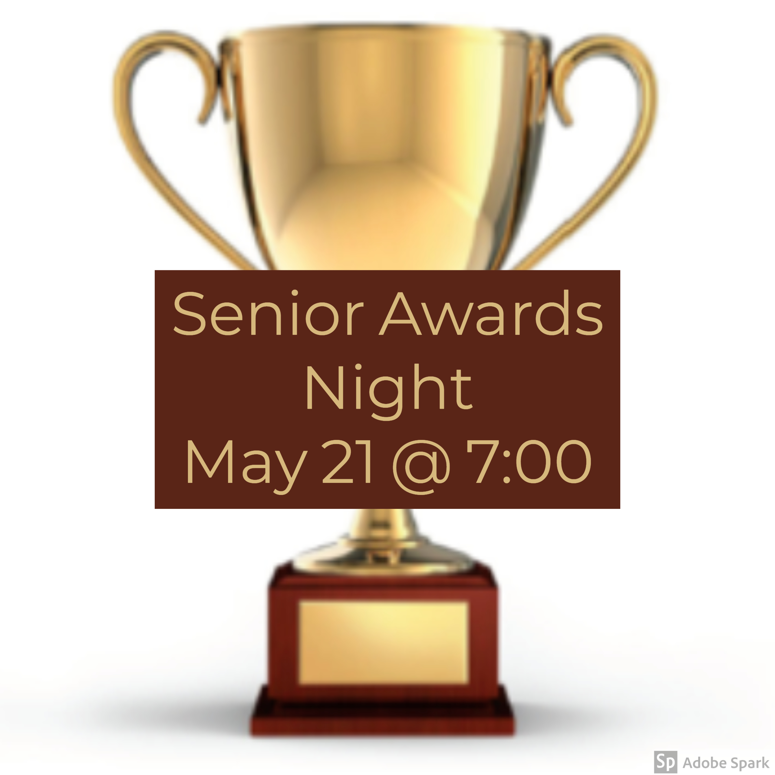 Senior Award Night