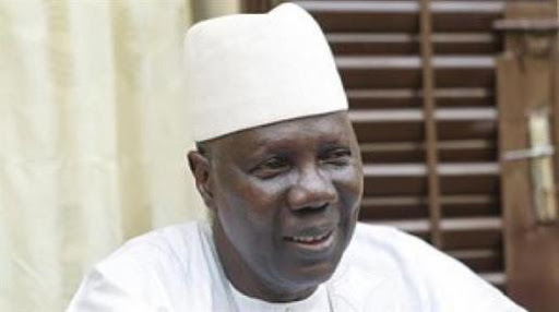 Former Malian Prime Minister, Modibo Keïta