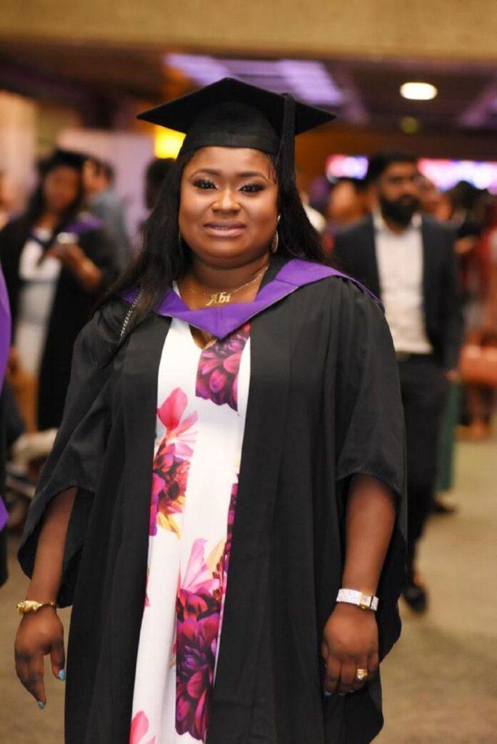 38-year-old Abimbola Ajoke Bamgbose