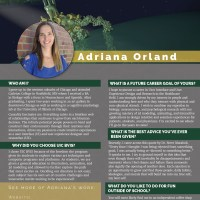 Faces of BVIS: Adriana Orland
