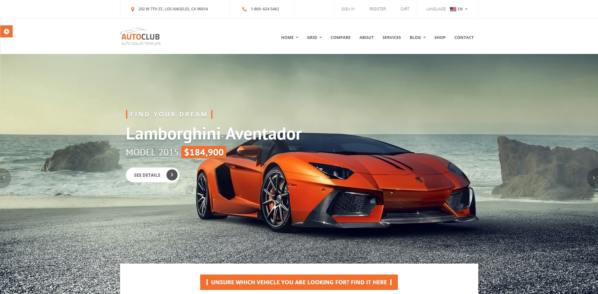 Inspirational designs, illustrations, and graphic elements from the world's best designers. 25 Premium Car Dealer Website Template WordPress Themes 2021