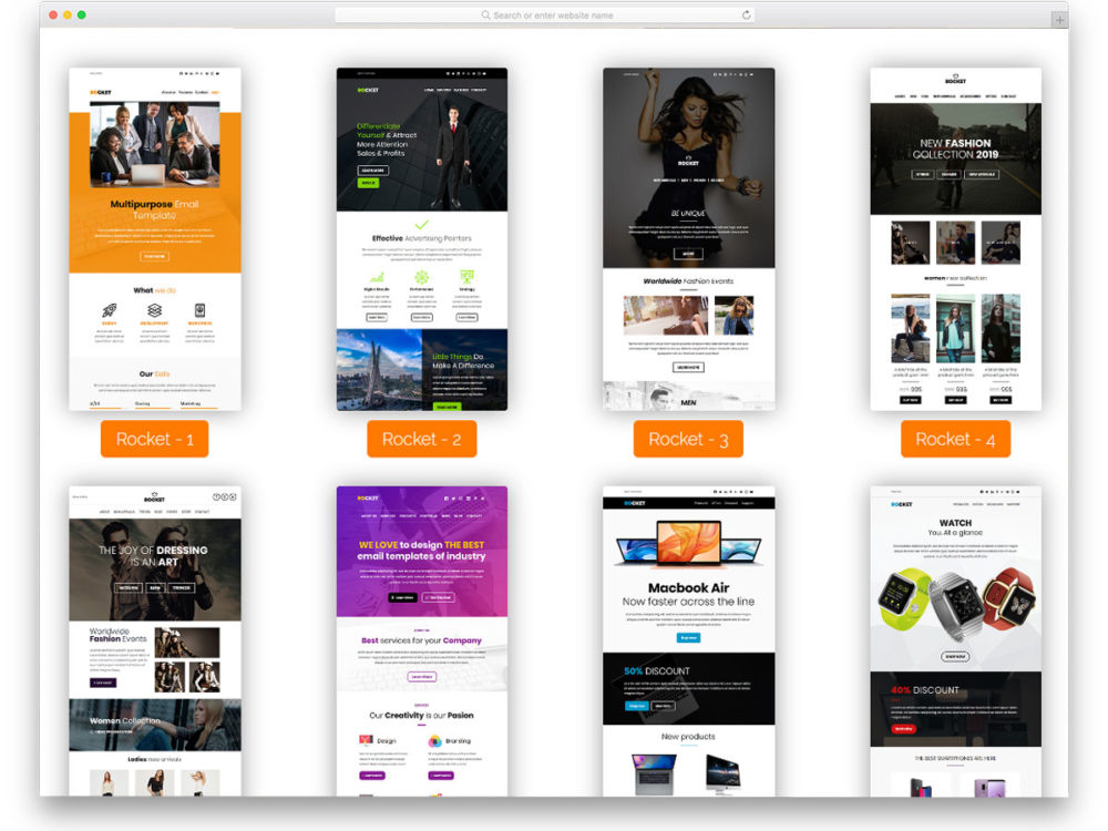 Our email template design online tool is integrated with 60+ esps and crms, including mailchimp, esputnik, and hubspot; 45 Best Mailchimp Email Templates Used By Top Email Marketers 2021
