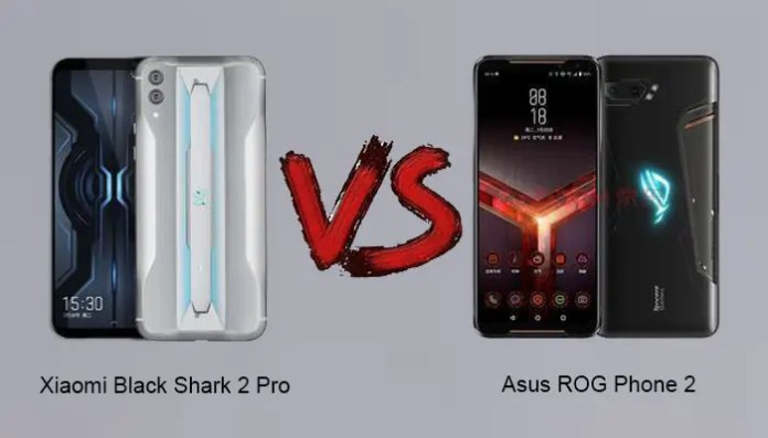 Asus Rog Phone 2 Vs Xiaomi Black Shark 2 Pro What S The Difference Gearbest Blog