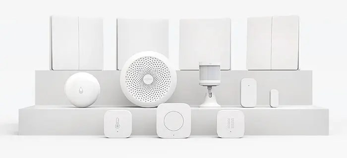 Aqara smart motion sensor connecting other smart home accessories