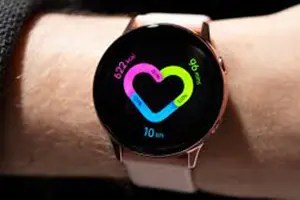 Image result for galaxy watch heart shaped summary widget