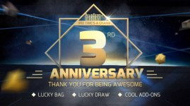 gearbest coupon 3RD ANNIVERSARY