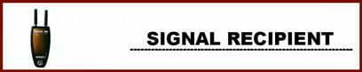 signal recipient for titan ger 400