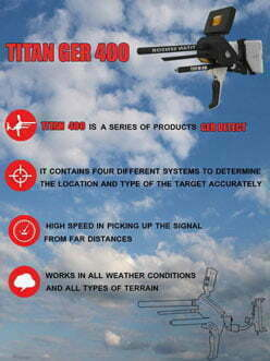 titan ger 400 one device 4 systems