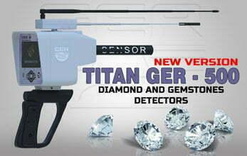 titan ger 500 best diamond and gemstone detector