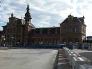 ... en natuurlijk het oude monumentale gebouw.