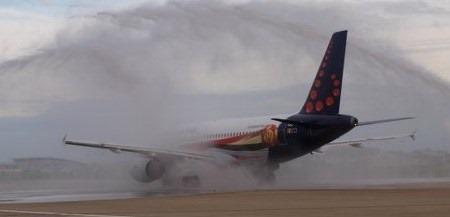 vliegtuigdoop