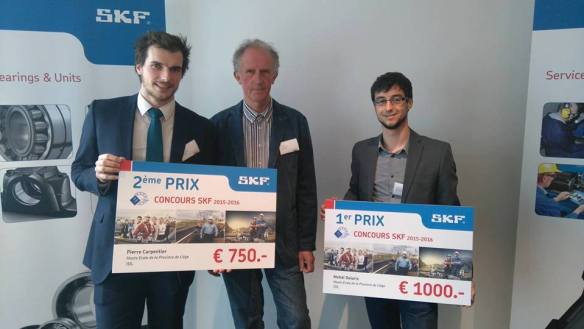 concours SKF Benelux