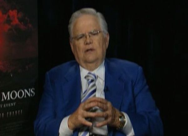 Pastor John Hagee On 'Four Blood Moons' [EXCLUSIVE VIDEO ...