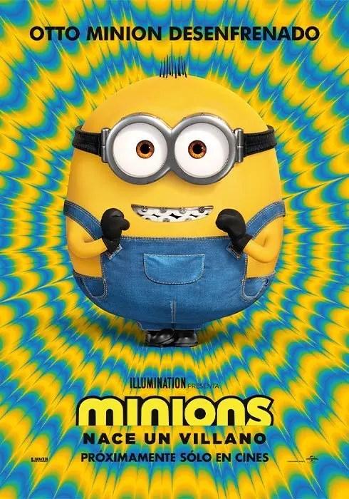 Minions - Nace Un Villano