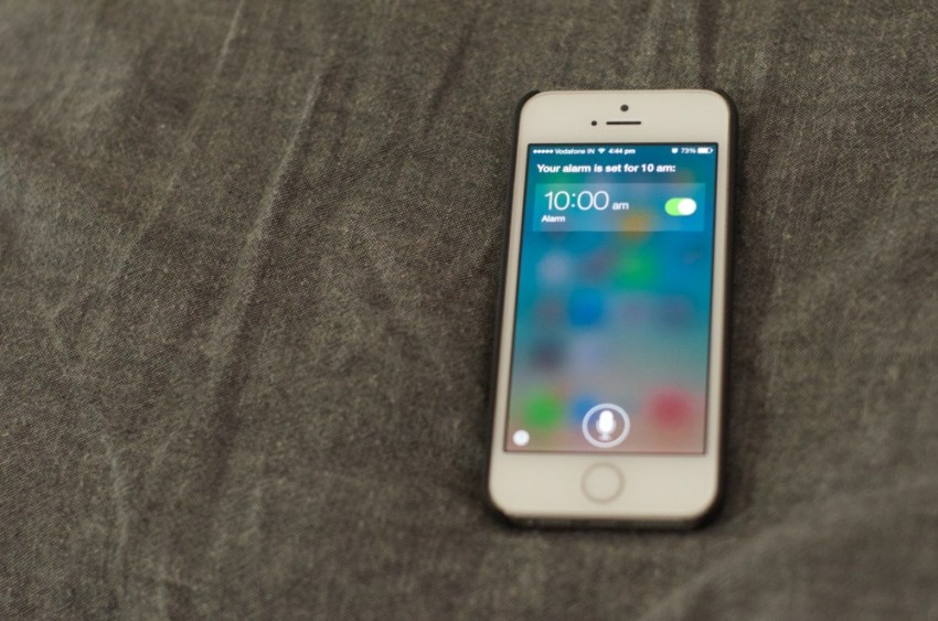 Siri Alarm Clock