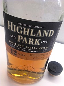 Highland Park 12 anni