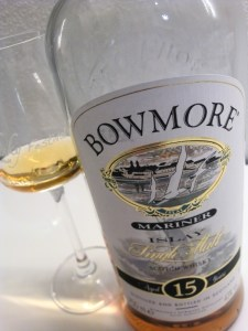 Bowmore 15 Mariner