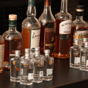 The Regions of Whisky