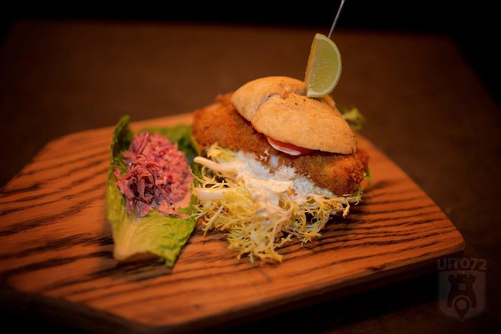 Sea Burger (Meat & Co)