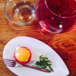 Wijnspijs: steak tartare @ Seasons