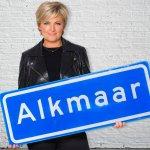 Carolien Tensen in Alkmaar