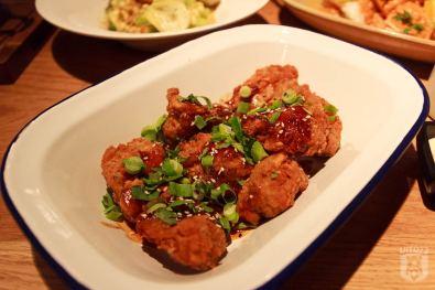 Nola Social - fried chicken
