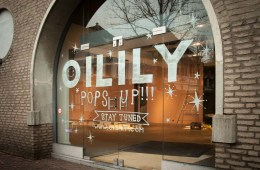 Oilily Pops Up Alkmaar