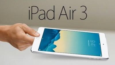 iPad Air 3 kopen? De iPad voor 2016!