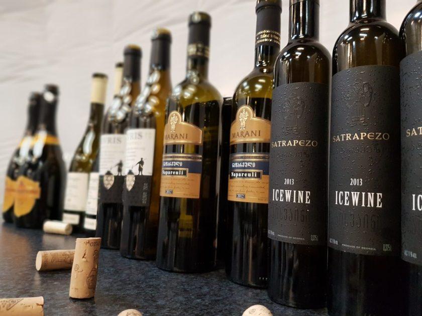 Wijn uit Georgië van Andere Wijn