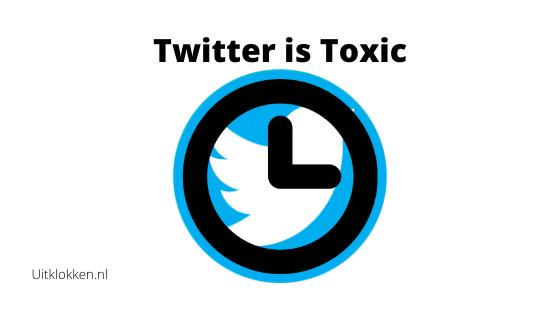 Twitter is Toxic