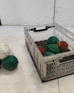 Handballen