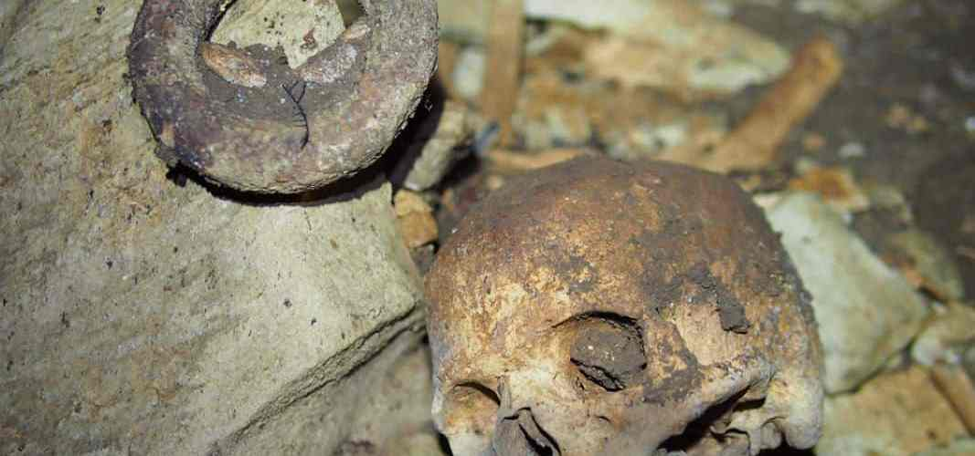 Rare Gabon burial cave sheds light on little known period in African history