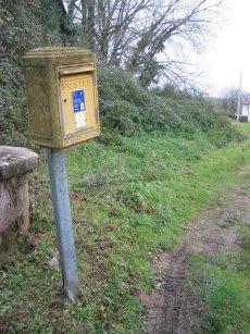 le courrier n'est plus relevé le samedi matin