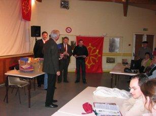 dictada 2005 - los elegits