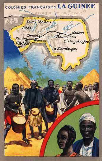 guinee coloniale