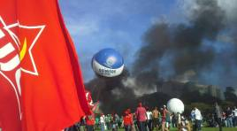Imagens Ato em Brasilia dia 24 de Maio/2017